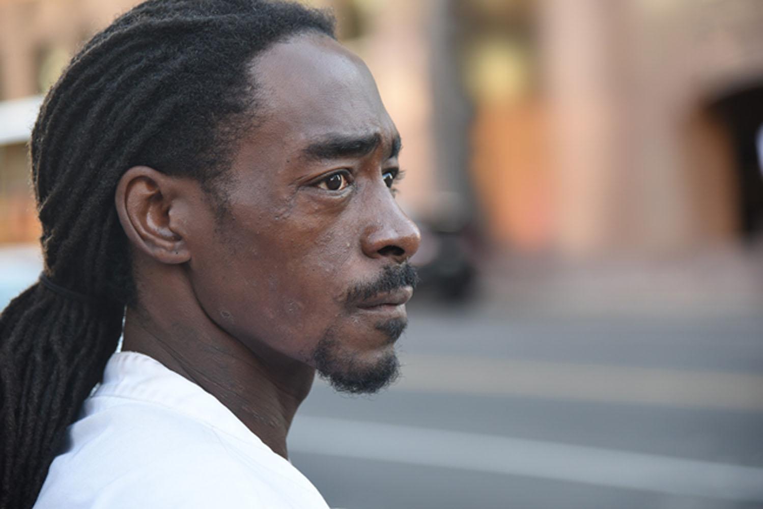 man on the street, 2017
