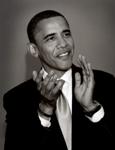 Barack Obama by Robert George, Fine Art Photography