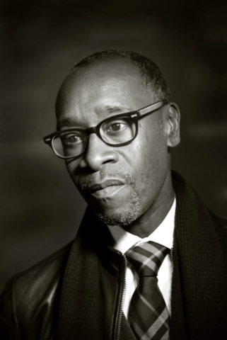 Don Cheadle, Robert George Photographs, Fine Art Photography