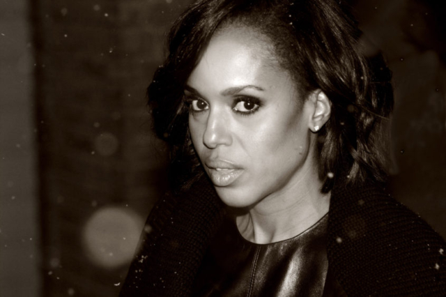 Kerry Washington, Robert George Photographs, Fine Art Photography