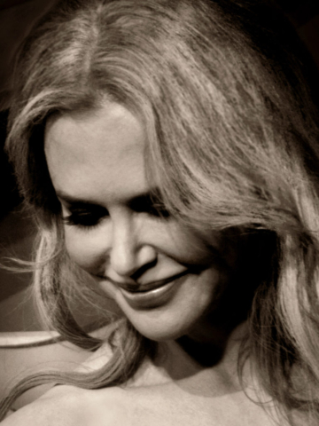 Nicole Kidman, Robert George Photographs, Fine Art Photography