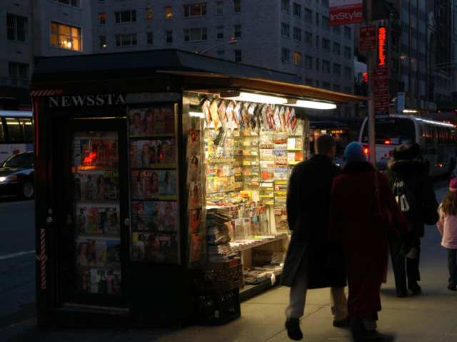 W. 57th Street in New York City, 2007